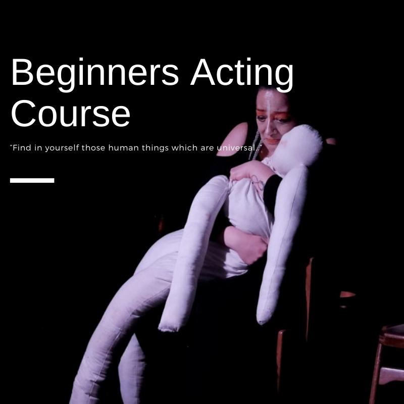 Basic Acting Skills Workshop