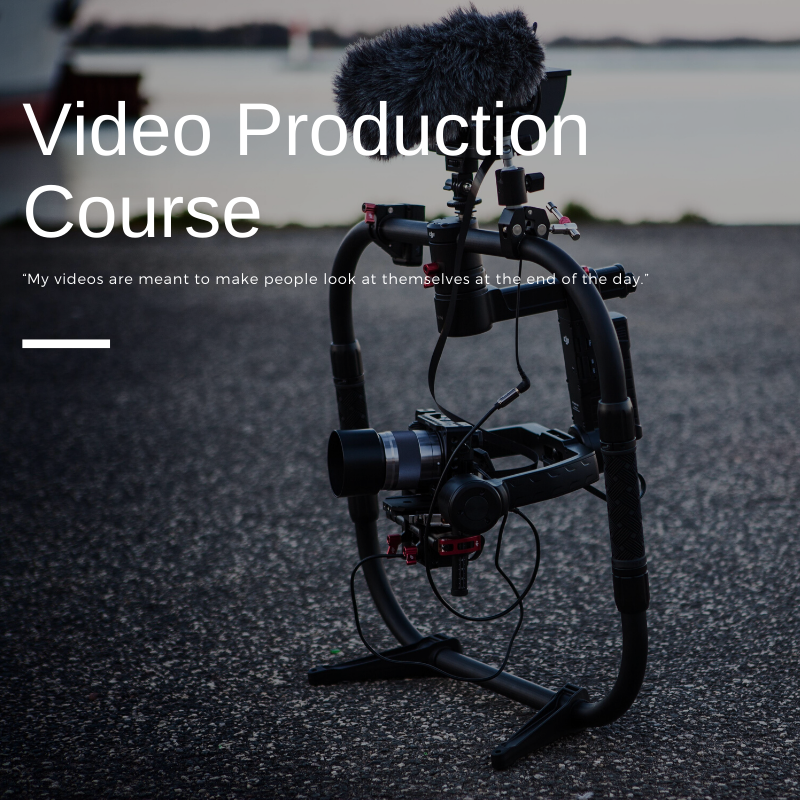 Video Production Course